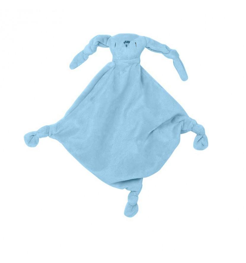 DouDou králíček - modrý