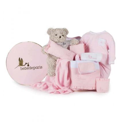 Dárková výbavička pro miminko - růžová