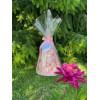 Třípatrový plenkový dort Květy