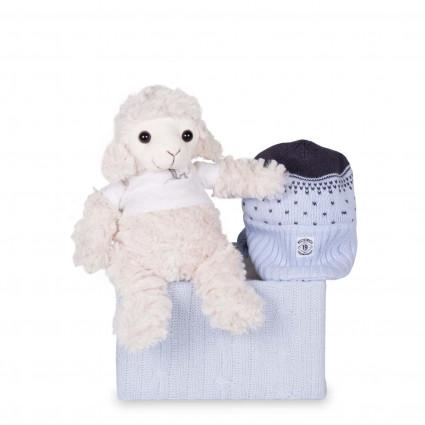 Timberland Dárková sada s dětskou čepicí